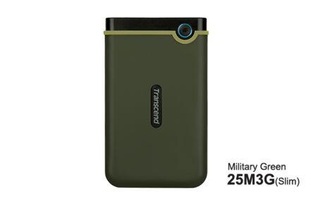 Transcend StoreJet 25M3 2.5 in, M3 1 TB SSD Hard Drive