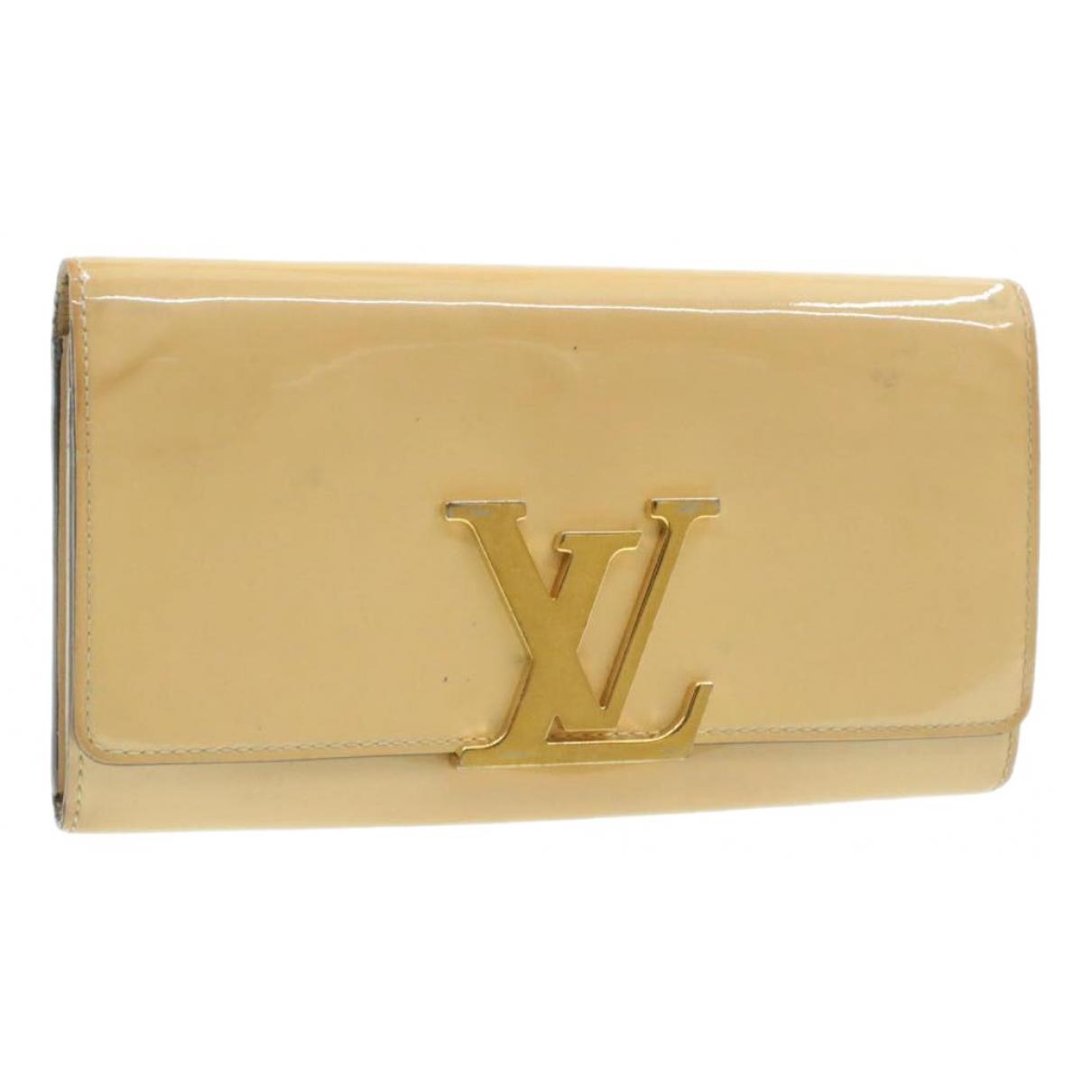 Louis Vuitton \N Schal Beige