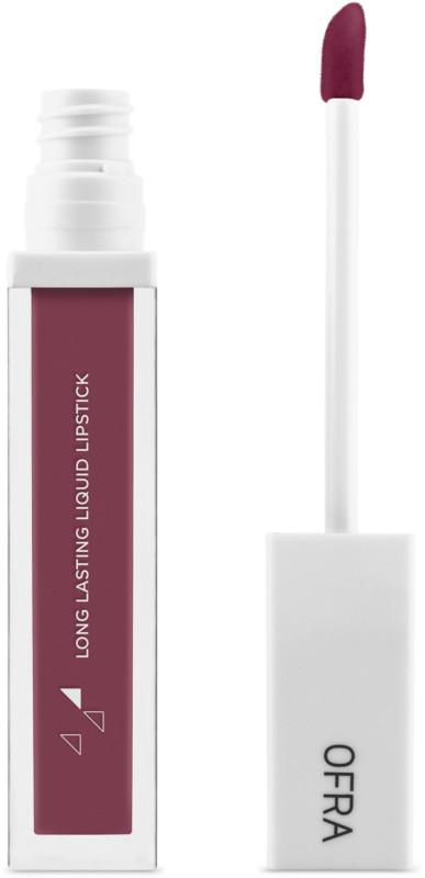 Long Lasting Liquid Lipstick - Manhattan (purple mauve matte)