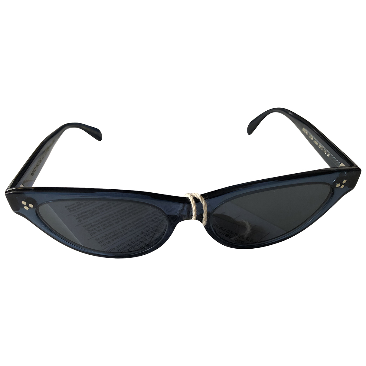 Oliver Peoples N Blue Sunglasses for Women N