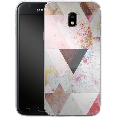 Samsung Galaxy J3 (2017) Silikon Handyhuelle - Graphic 3 von Mareike Bohmer