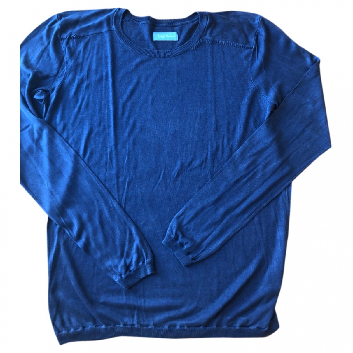 Apc \N Blue Wool Knitwear & Sweatshirts for Men L International