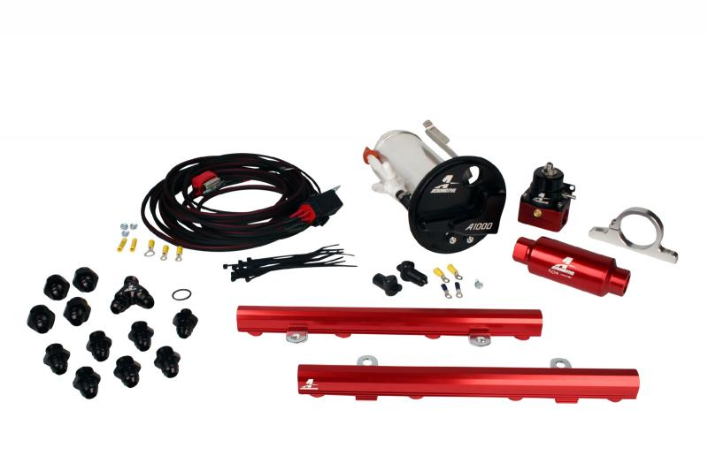 Aeromotive 17316 Fuel System 07-12 Shelby GT500 System Ford Mustang 2007-2012
