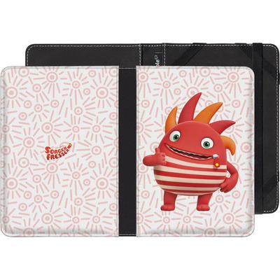 PocketBook Touch 622 eBook Reader Huelle - Sorgenfresser Flamm von Sorgenfresser