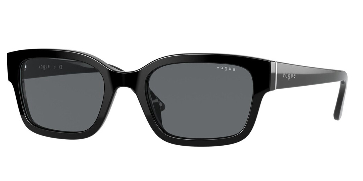 Vogue Eyewear VO5357S W44/87 Women's Sunglasses Black Size 51