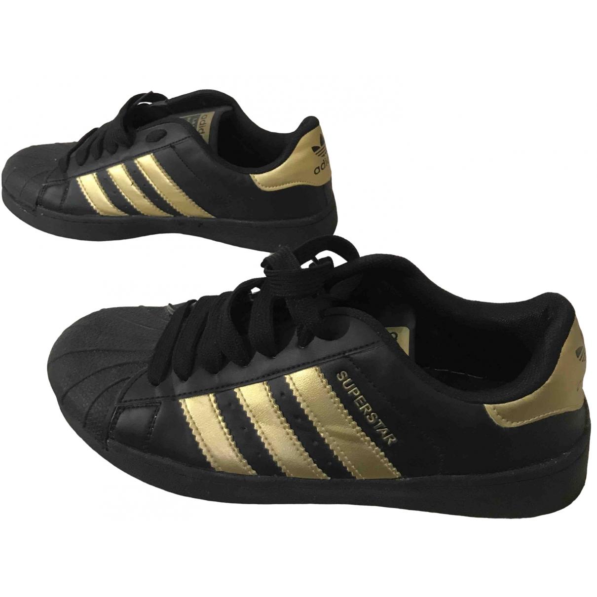 Adidas Stan Smith Sneakers in  Beige Leder
