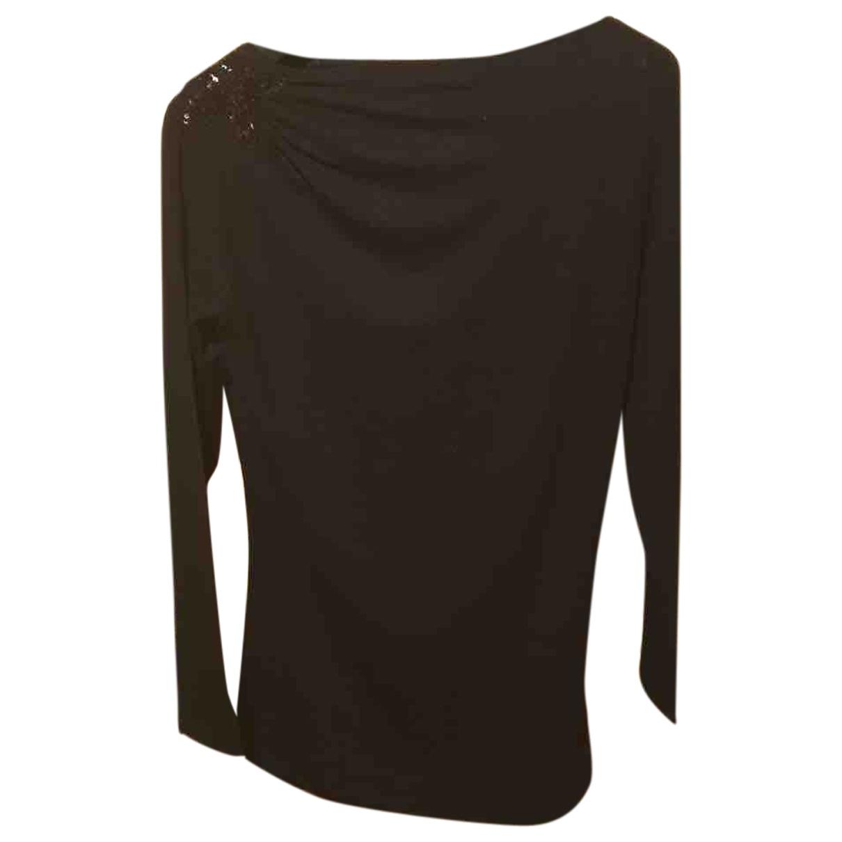 Emporio Armani \N Black  top for Women M International