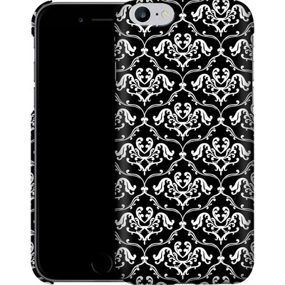 Apple iPhone 6s Plus Smartphone Huelle - Black French Lillies von caseable Designs