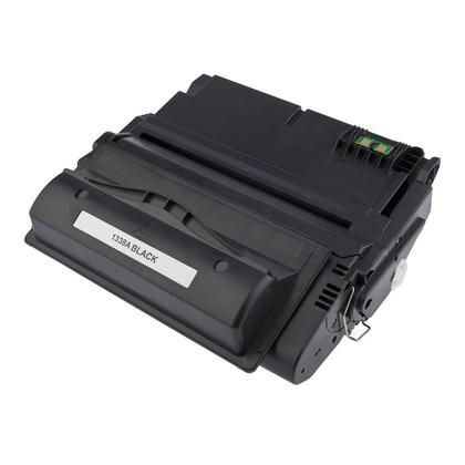 Compatible HP 38A Q1338A Black Toner Cartridge - Economical Box