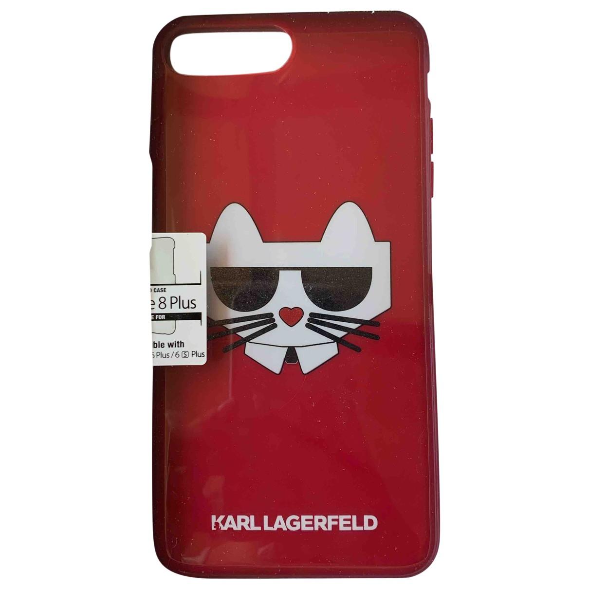 Karl - Accessoires   pour lifestyle - rouge