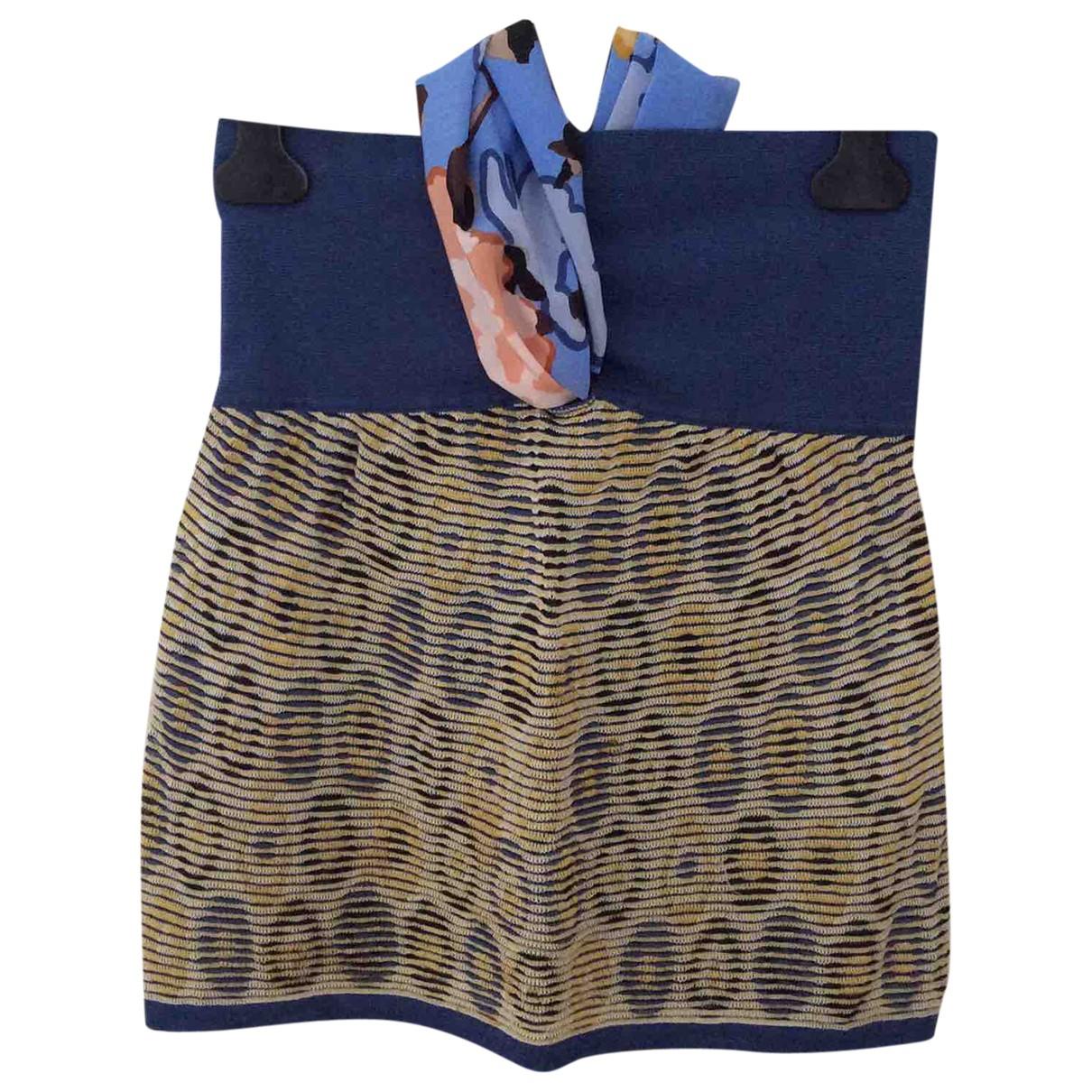 Missoni - Top   pour femme en coton - multicolore