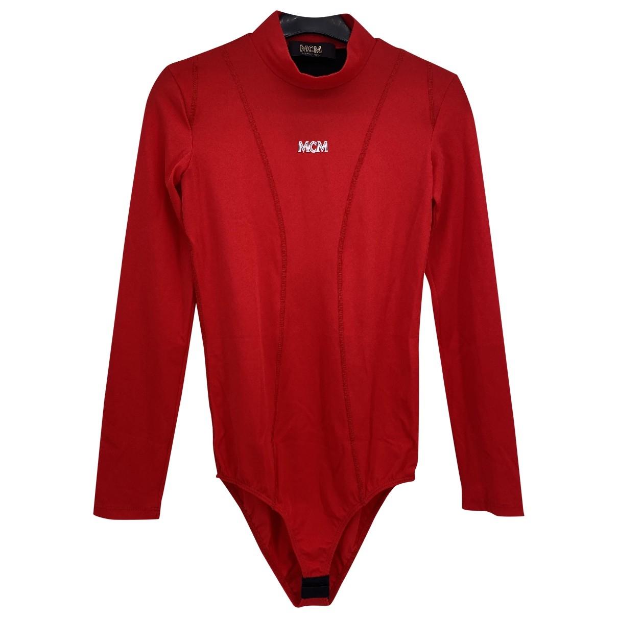 Mcm \N Red Swimwear for Women S International