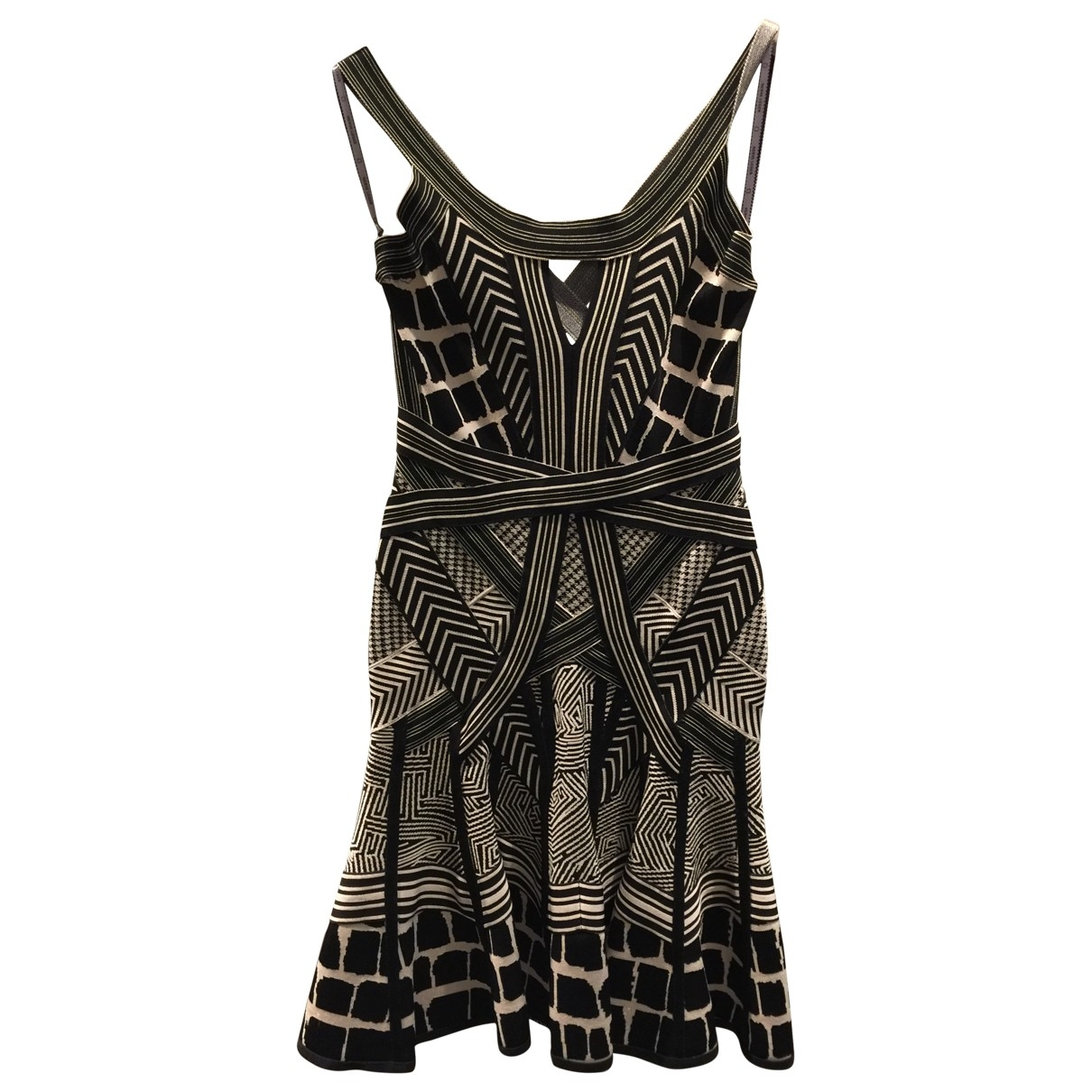 Herve Leger \N Multicolour dress for Women XS International