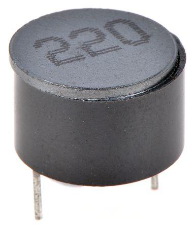 Wurth Elektronik Wurth 22 μH ±20% Ferrite Power Inductor, 4.1A Idc, 36mΩ Rdc, WE-FAMI (5)