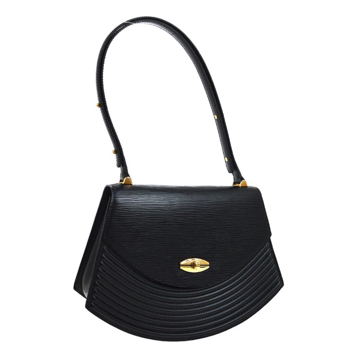 Louis Vuitton - Sac a main   pour femme en cuir - noir