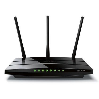 Archer C1200 routeur gigabit sans fil double bande - 3 antennes, 1 ports USB - TP-LINK®