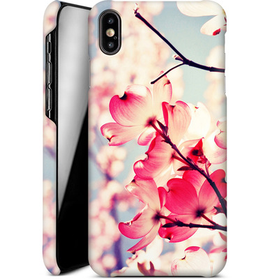 Apple iPhone XS Max Smartphone Huelle - Dialogue With The Sky von Joy StClaire
