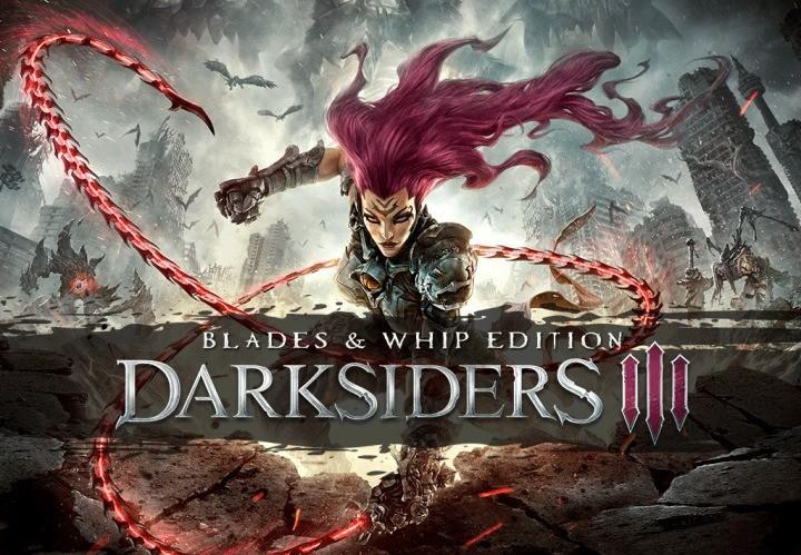 Darksiders Blades & Whip Franchise Pack Steam CD Key