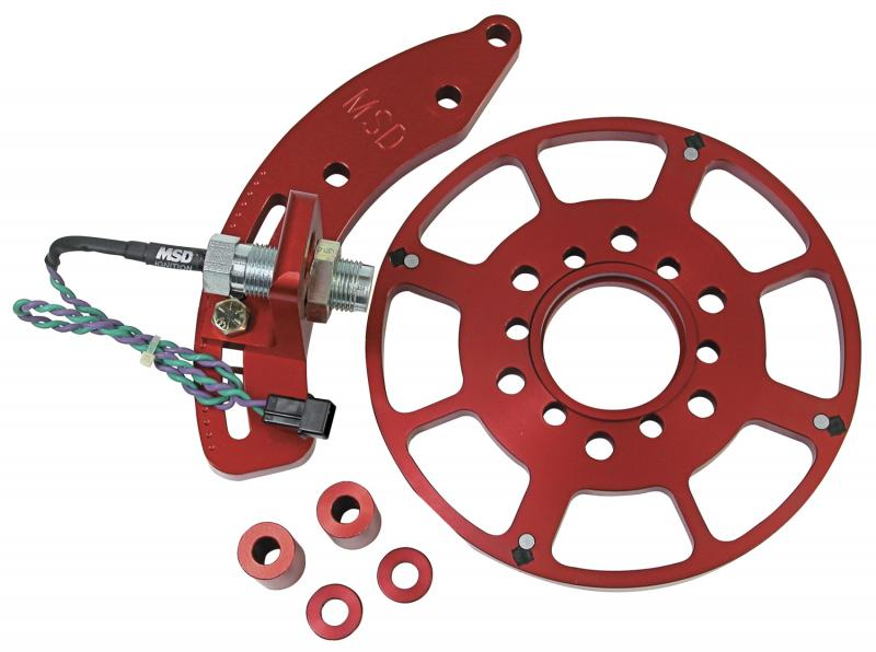 MSD Crank Trigger Kit; Small Block Chevy