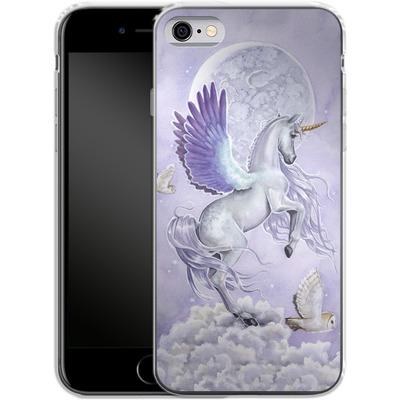 Apple iPhone 6 Silikon Handyhuelle - Moonshine von Selina Fenech
