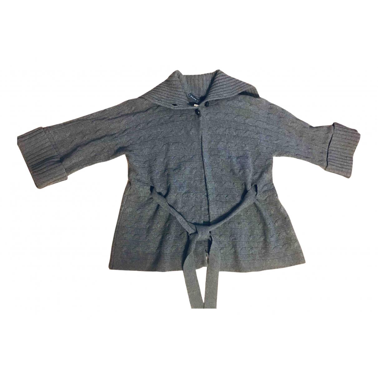 Ralph Lauren - Pull   pour femme en cachemire - gris
