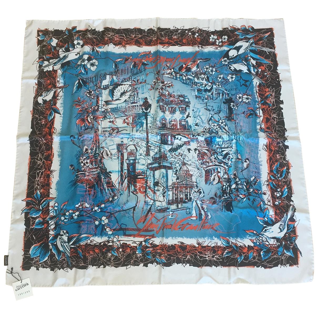 Pañuelo de Seda Jean Paul Gaultier