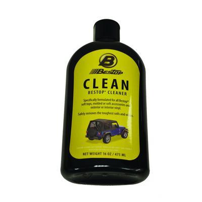 Bestop Soft Top Cleaner - 11201-00