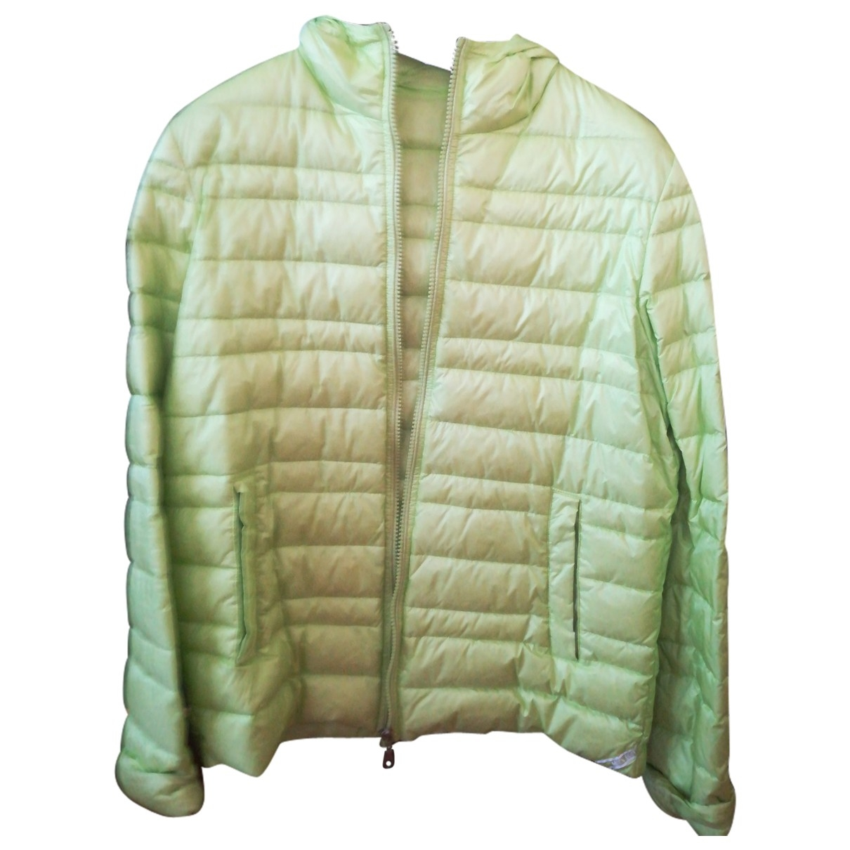 Moon Boot \N Green jacket & coat for Kids 14 years - S FR