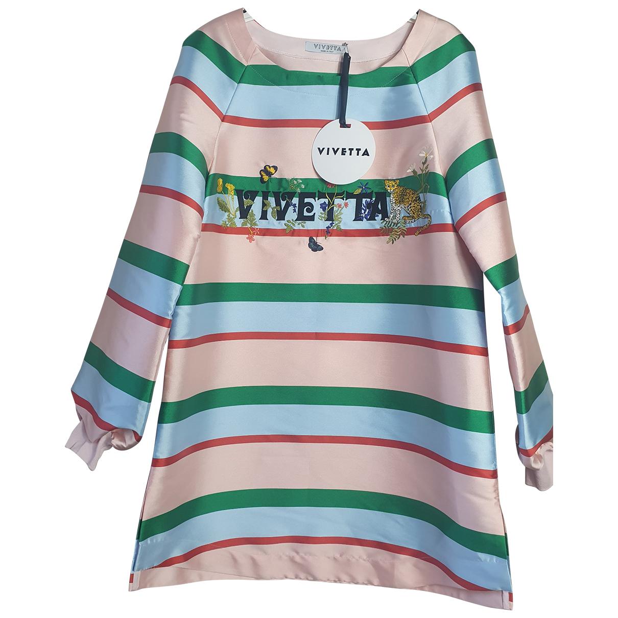 Vivetta - Robe   pour femme - multicolore