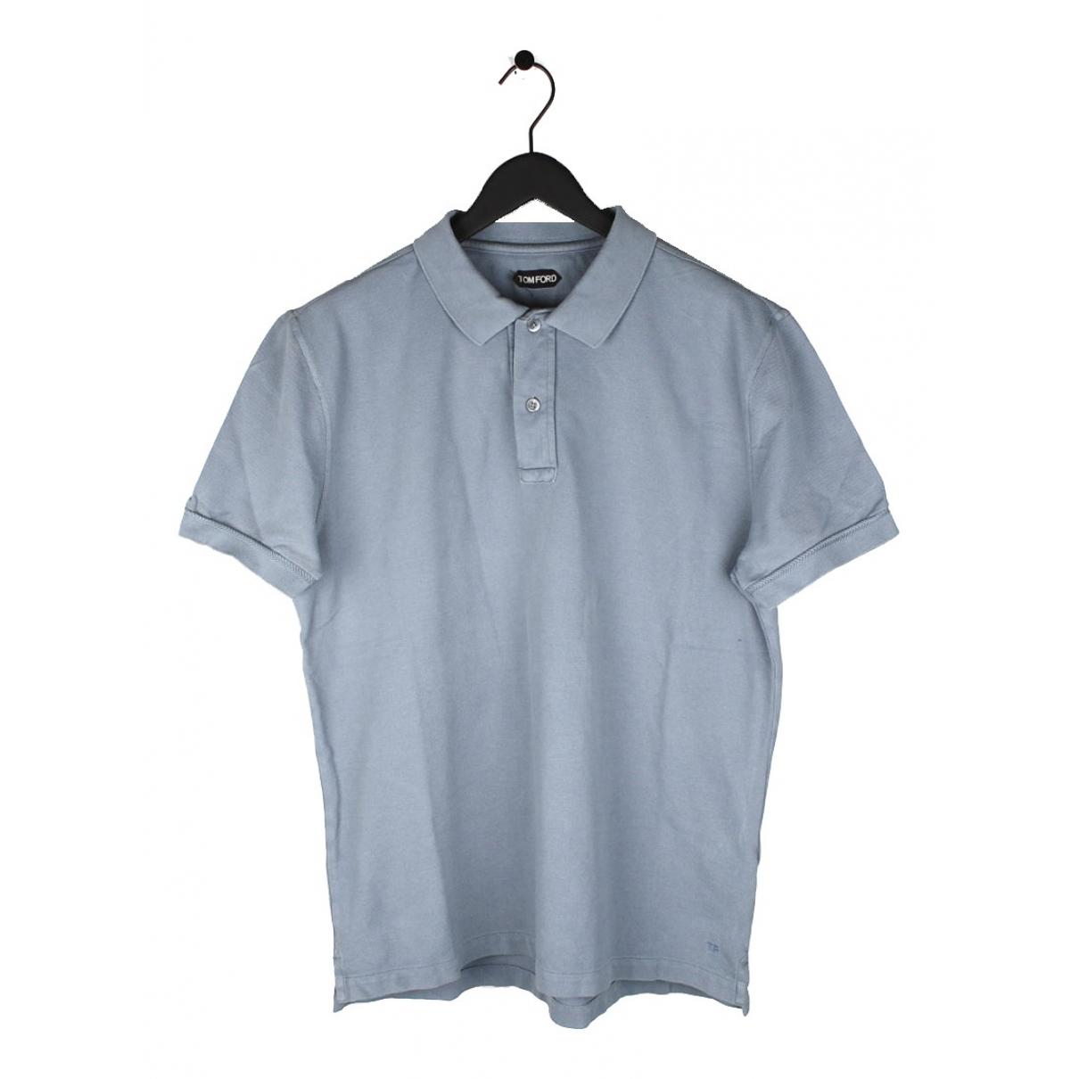 Tom Ford N Cotton Polo shirts for Men XL International