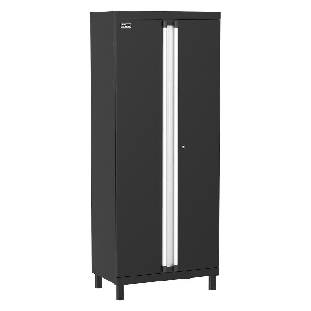 ClosetMaid ProGarage 2-Door Steel Storage Cabinet (Black)