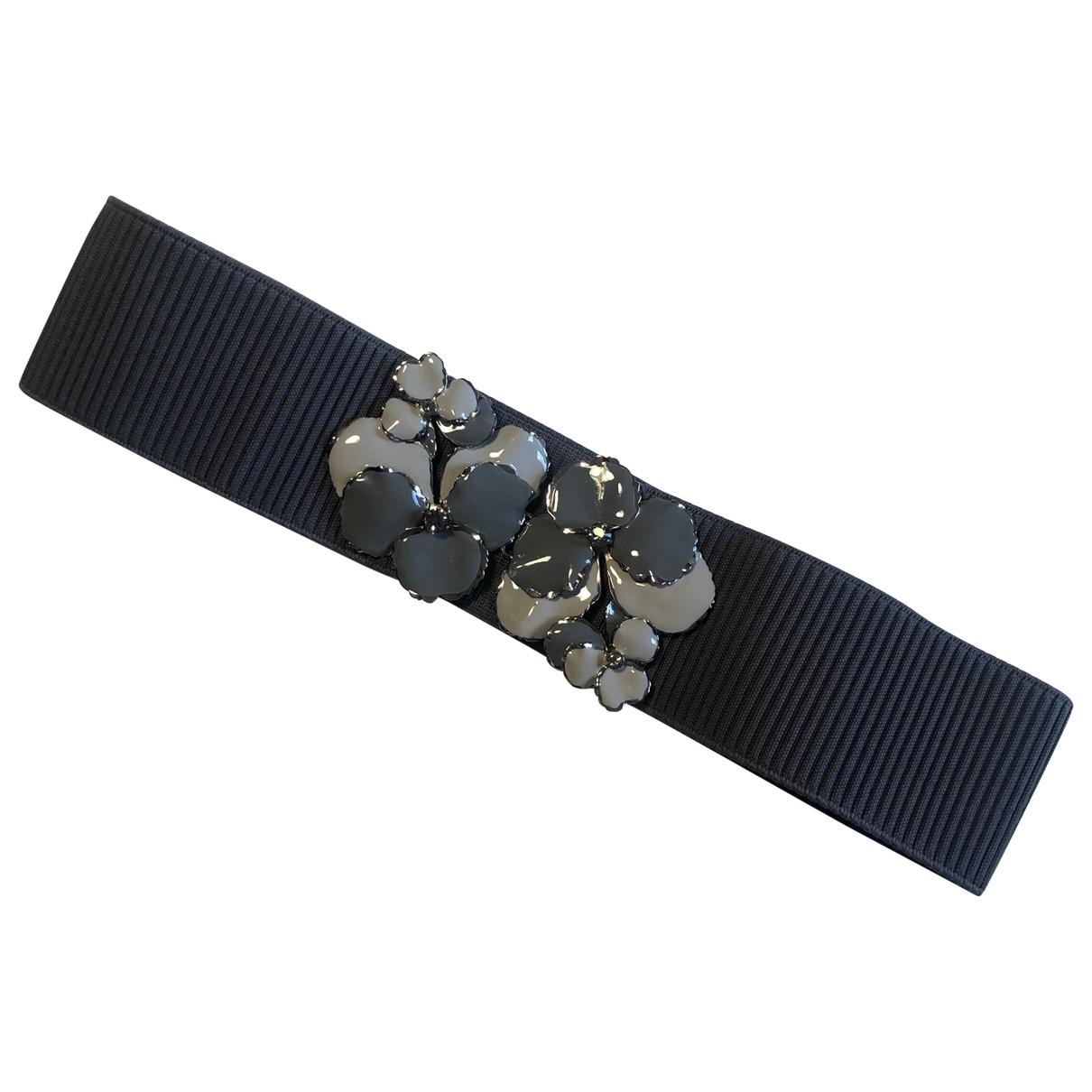 Sport Max \N Grey Cloth belt for Women S International