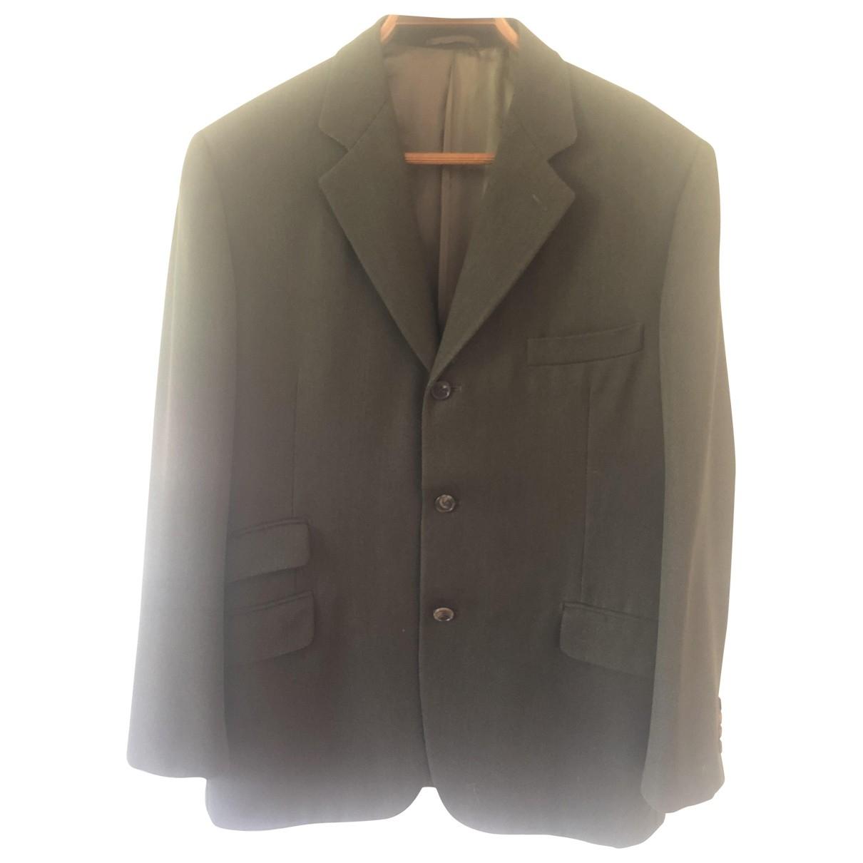 Hermès \N Green Wool jacket  for Men 52 FR