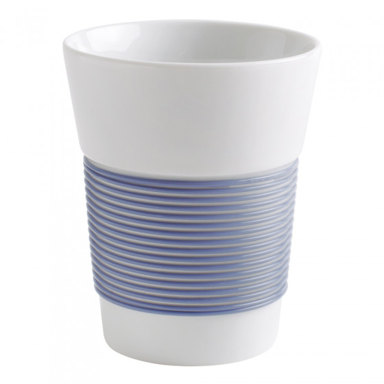 Coffee cup Kahla Cupit to-go Stormy Blue, 350 ml