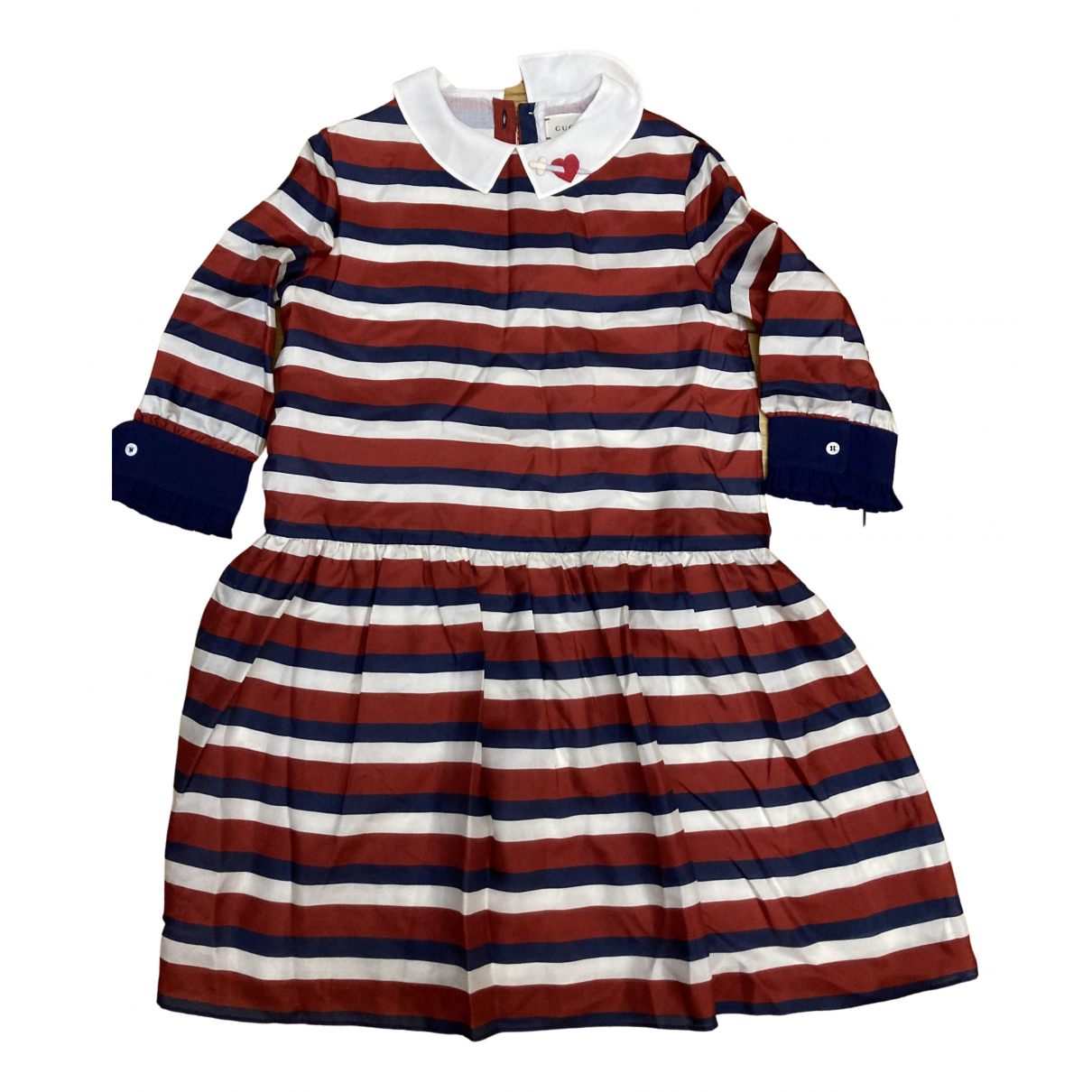 Gucci \N Multicolour Silk dress for Kids 10 years - up to 142cm FR