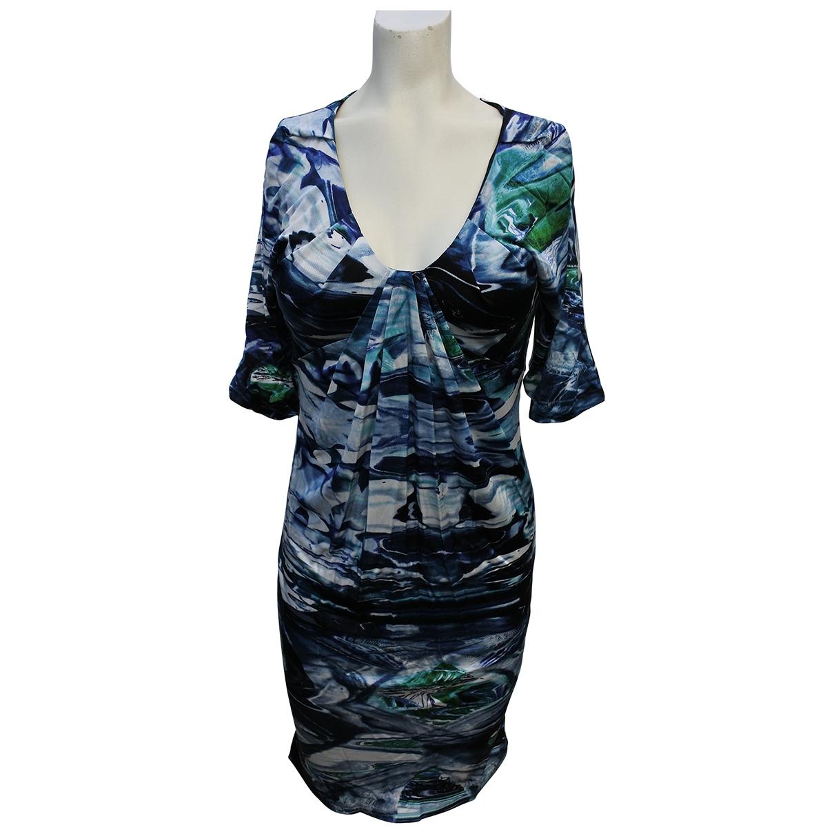 Karen Millen \N Kleid in  Bunt Synthetik