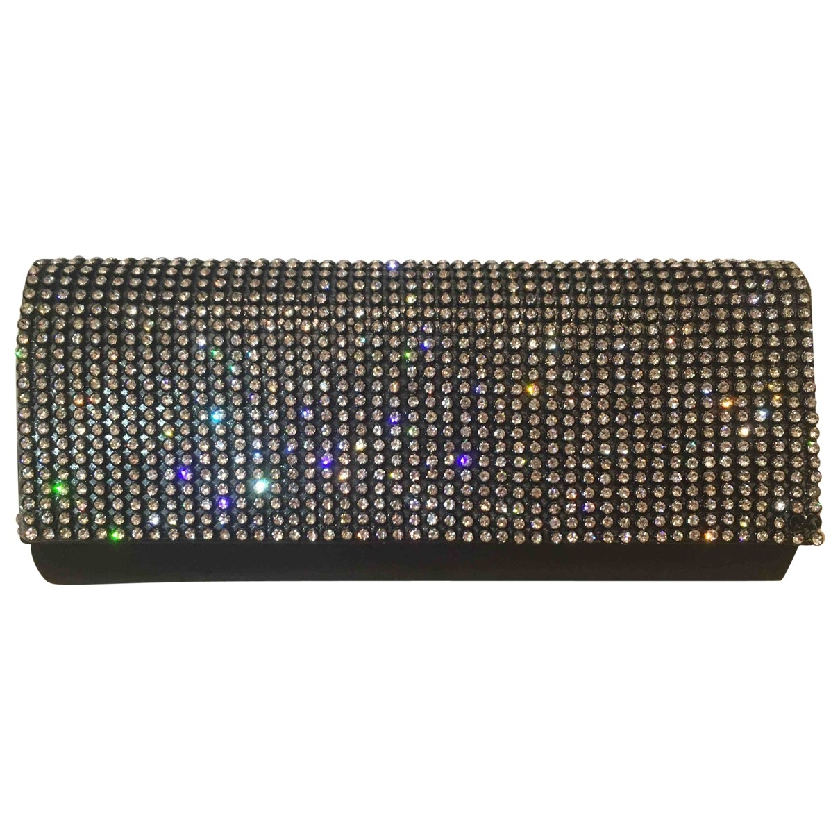 Non Signe / Unsigned \N Clutch in  Schwarz Synthetik