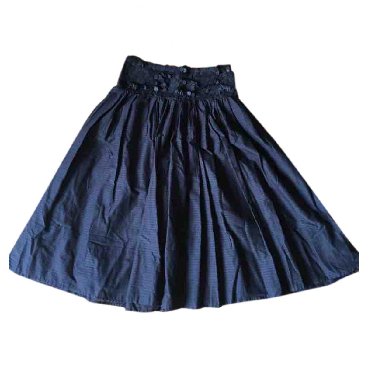 Zara \N Brown Cotton skirt for Women S International