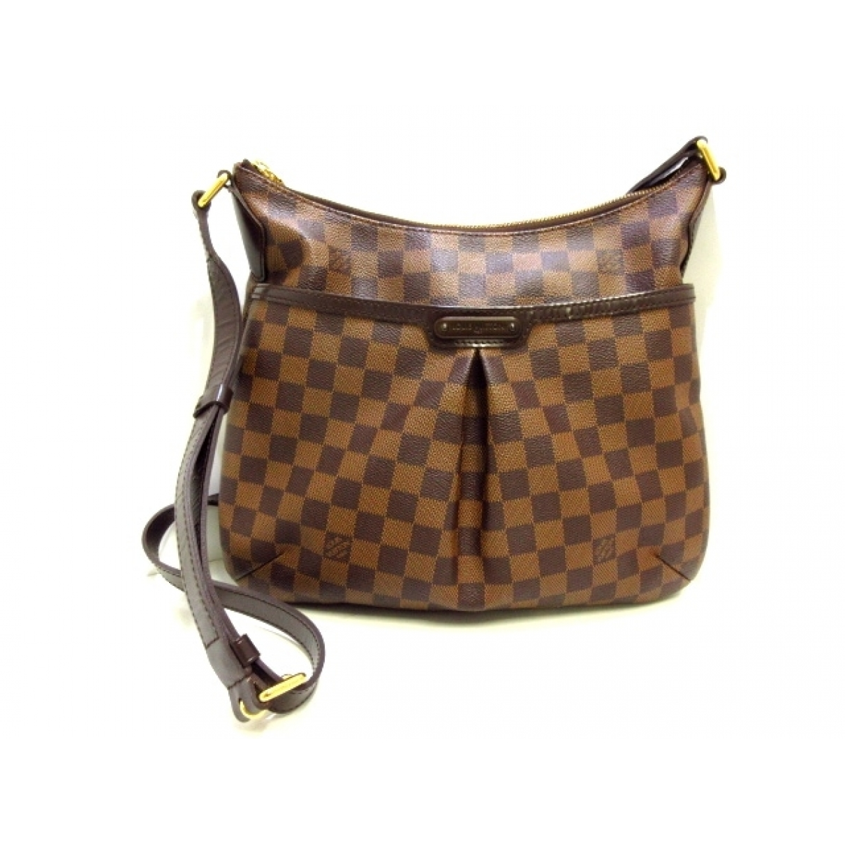 Louis Vuitton Bloomsbury Brown Cloth handbag for Women N