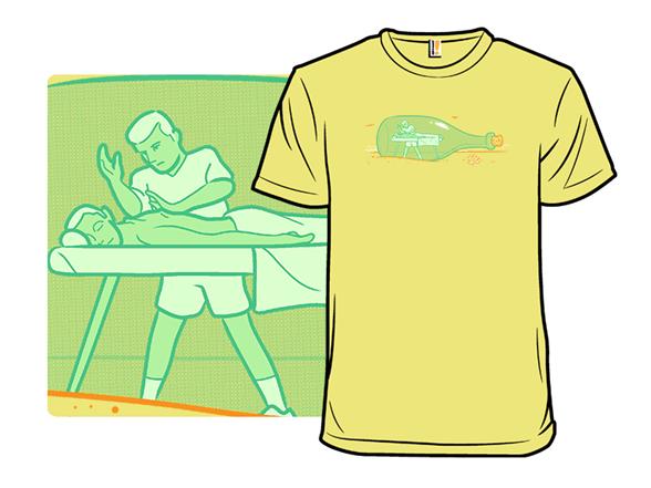 Massage In A Bottle T Shirt