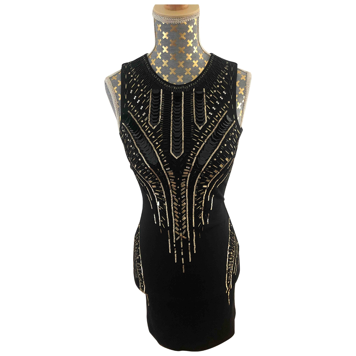 Elisabetta Franchi \N Black dress for Women 40 IT