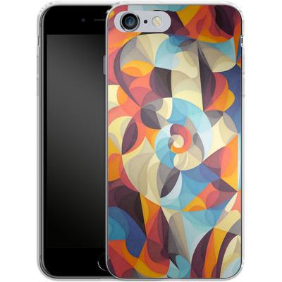 Apple iPhone 6 Plus Silikon Handyhuelle - Colour Power von Georgiana Teseleanu