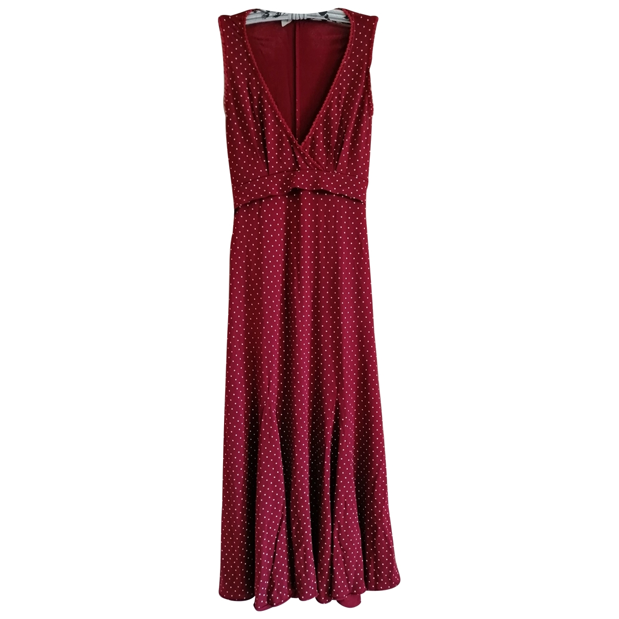 Non Signé / Unsigned \N Cotton - elasthane dress for Women M International