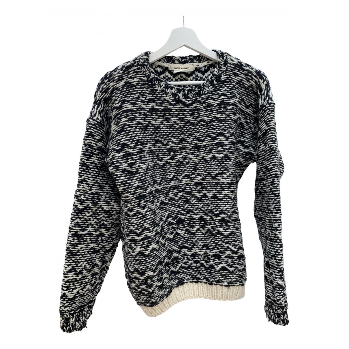 Isabel Marant Pour H&m - Pull   pour femme en laine - multicolore