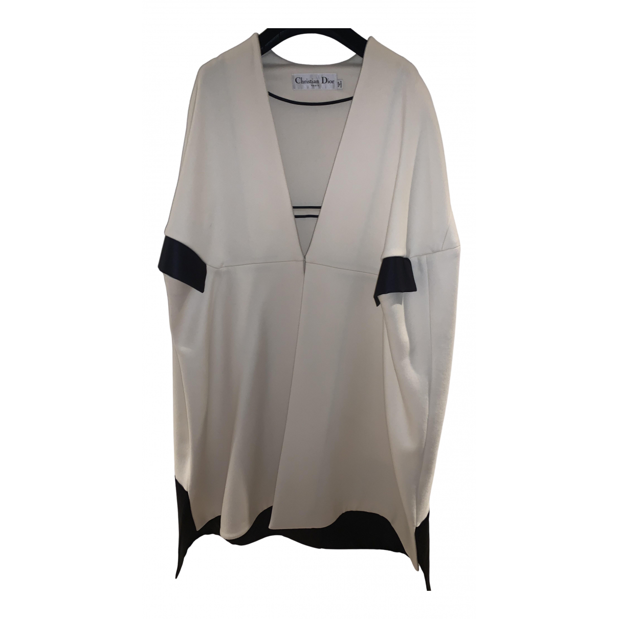 Dior - Veste   pour femme en cachemire - blanc