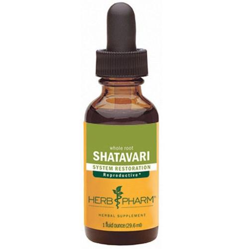 Shatavari Extract 1 oz by Herb Pharm