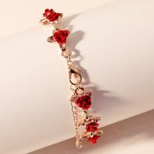 Flower Decor Bracelet