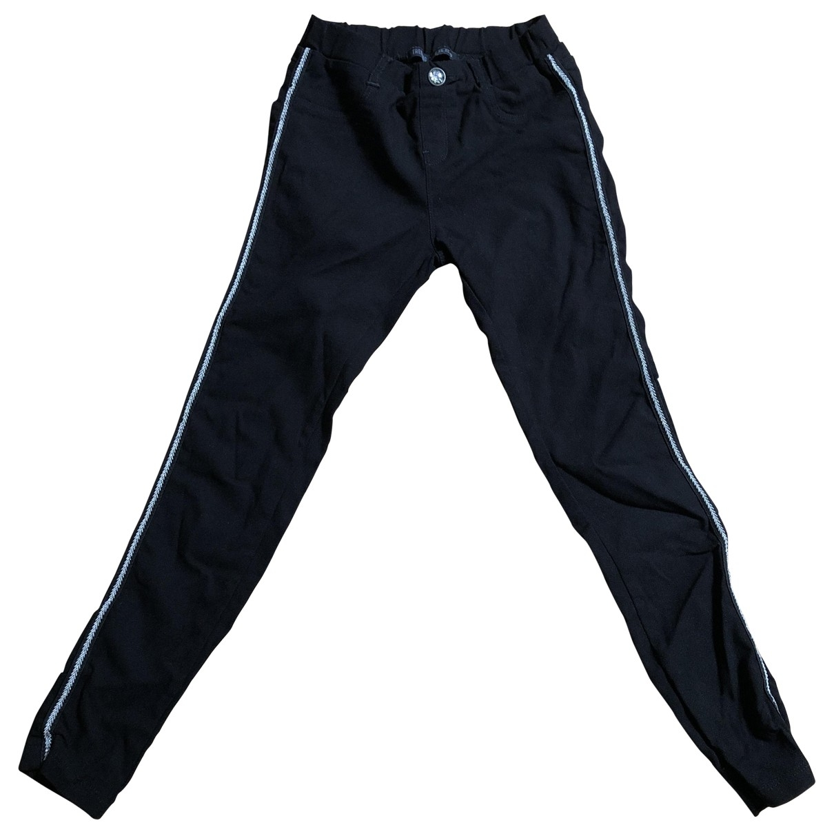 Ikks \N Black Trousers for Kids 8 years - up to 128cm FR