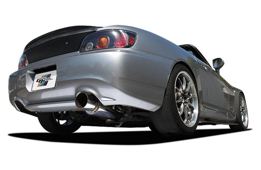 GReddy Revolution RS Exhaust Honda S2000 00-09