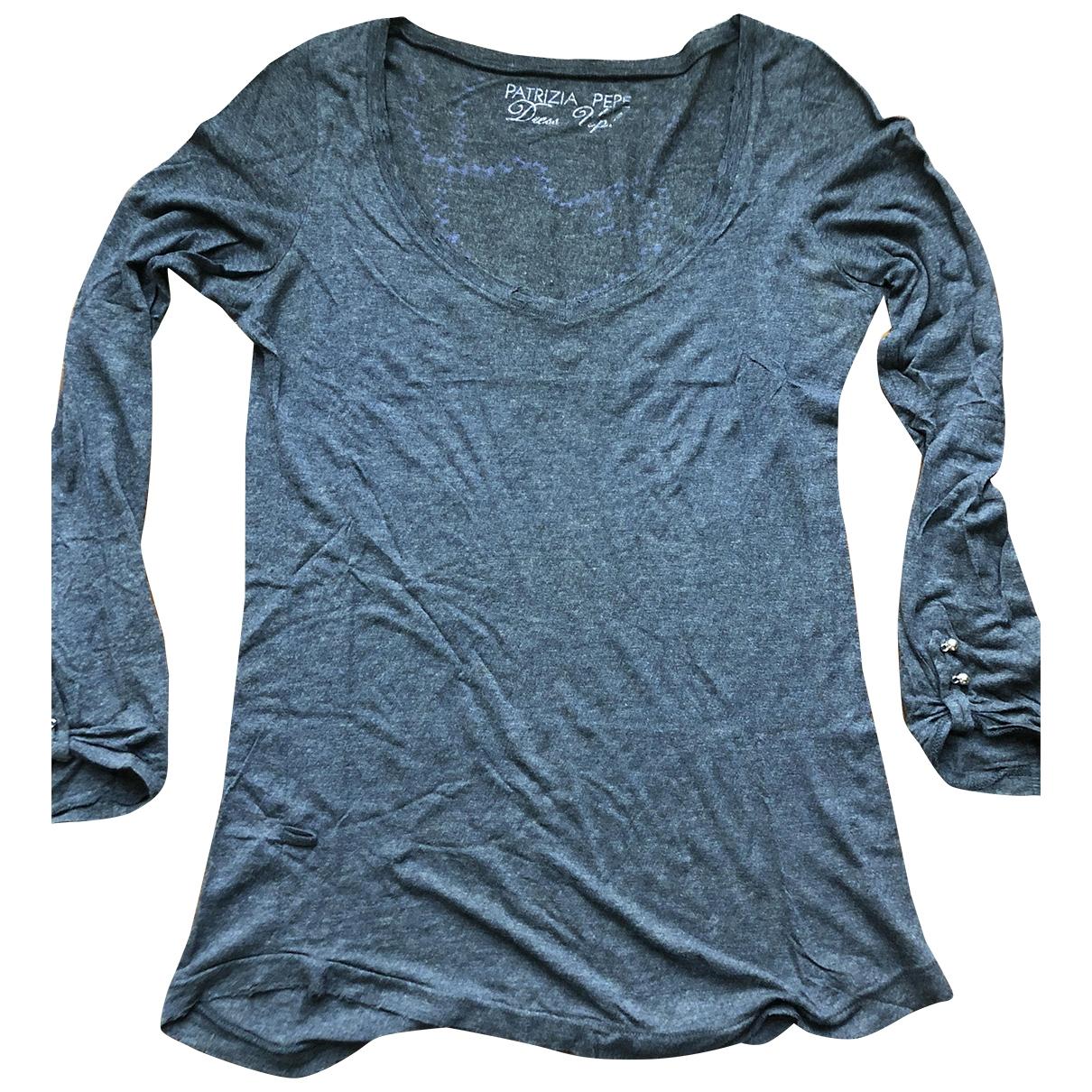 Patrizia Pepe \N Blue  top for Women 40 IT
